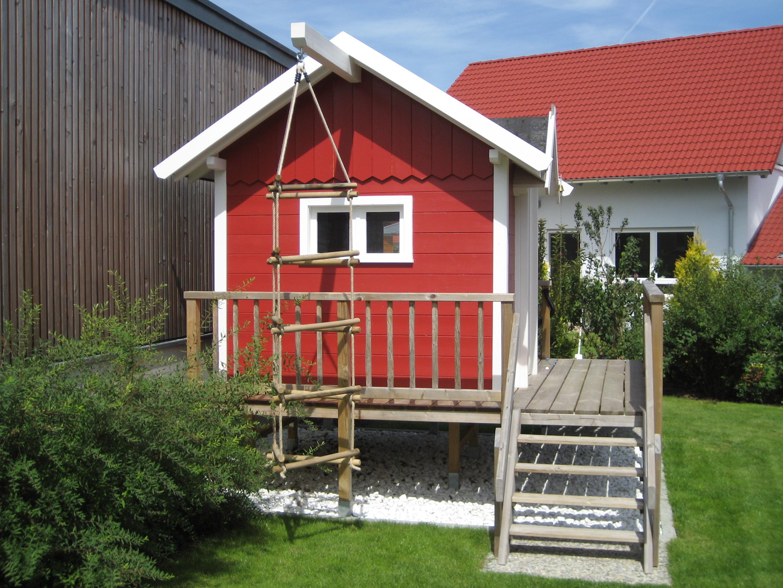 Sehr Spielhaus Alina - rolands-bauplaene Baupläne kostenlos CP61